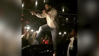 Drake Stops His Show To Call Out Groper in Audience! | What