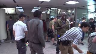 Fast And Furious 6 Behind The Scenes  Fights