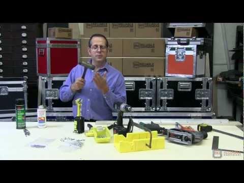 2 of 11 - DIY Road Case Building Tools - ReliableHardware.com