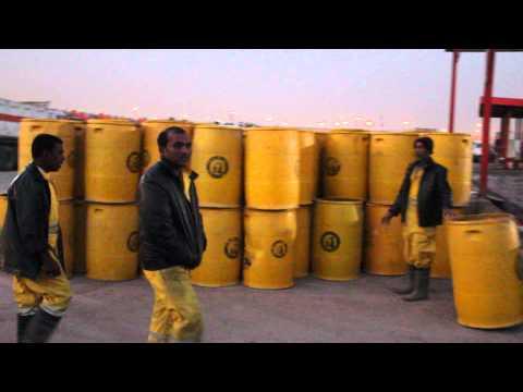 Riyadh City Cleaning Barrel Washing