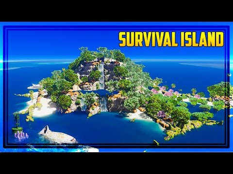 GTA 5 SURVIVAL ISLAND MAP! (Zombies, Crashed Yachts & More)