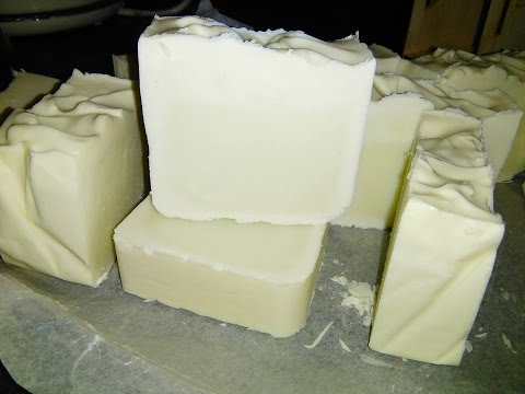Castile Soap Handmade Basic Recipe