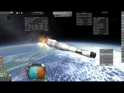 KSP RP-0 1.1 - Ep20: Launch To Rendezvous