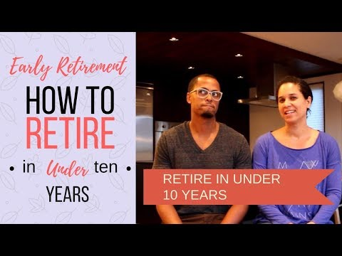 See How You Can Retire Early - Simple Math of Early Retirement