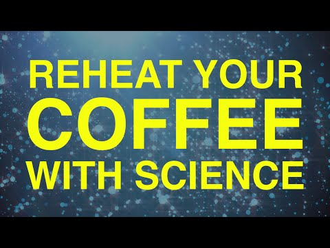 The Right Way to Reheat Your Coffee in the Microwave