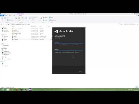 Microsoft Visual Studio 2012 Ultimate - MSDN { Free Downlod }  { Full Version }