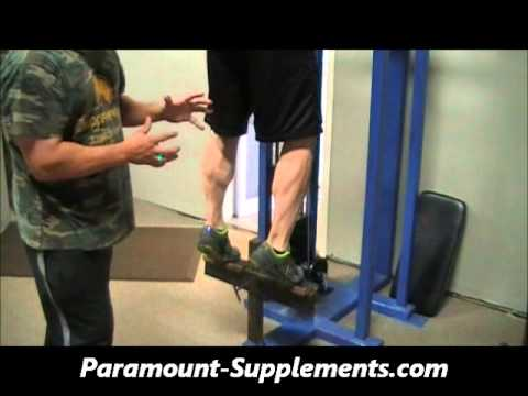 Build Wider Calf Muscles