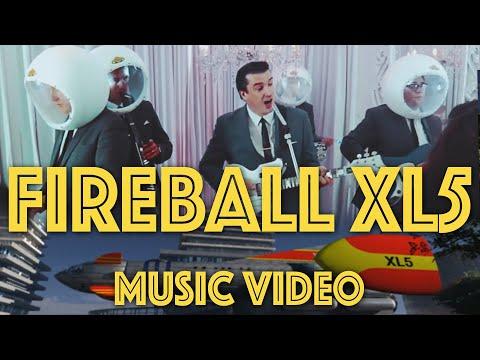 Fireball XL5 - Dominic Halpin & the Honey B's