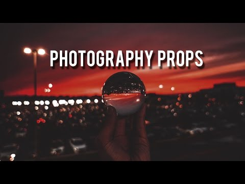 THE BEST PHOTOGRAPHY PROPS/ACCESSORIES THAT I USE!!