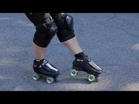 How to Do a Mapes Jump | Roller-Skate