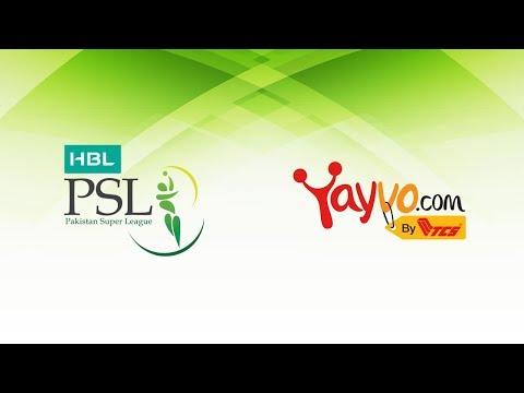 HBL PSL 2018 - Pakistan Super League 3 - Yayvo Cricket Festival 2018   Yayvo.com