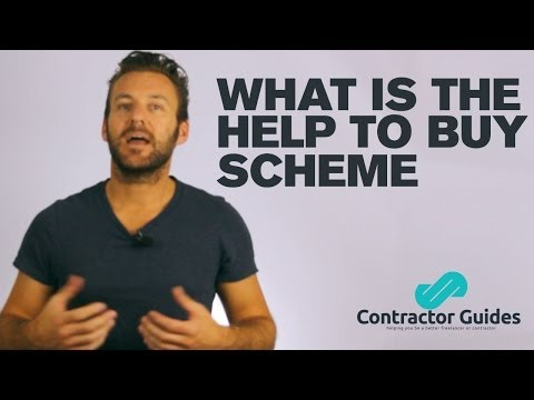 What is the Help to Buy scheme? Get on the ladder with it.