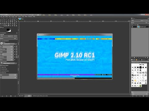 Get a First Look at GIMP 2.10 (New Major Release)