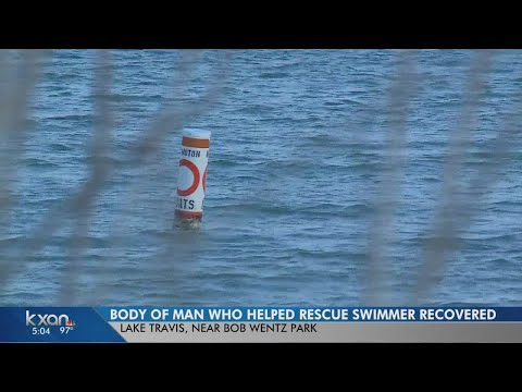 Body of man who possibly drowned at Bob Wentz Park identified