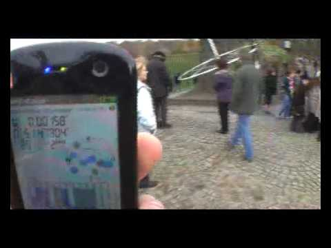 Prime Meridian Greenwich off 200 meters with GPS?