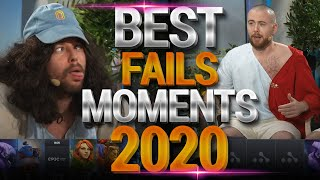 MOST EPIC Fails & Funniest Moments of 2020 - Dota 2