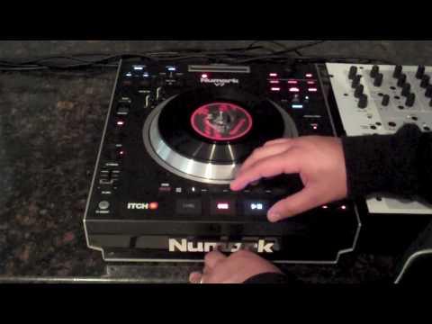 Numark v7 (The Sound Techs)