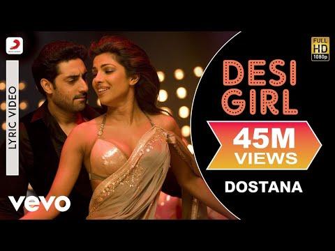 Xxx Mp4 Desi Girl Dostana Lyric Video John Abhishek Priyanka 3gp Sex