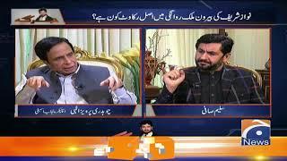 Nawaz Sharif Ki Beron-e-Mulk Rawangi Main Asal Rukawat Kon Hai?