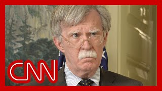 Bolton claims Trump asked China to help him win re-election