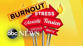 How to prevent suffering from burnout