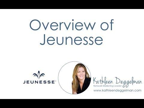 Overview of Jeunesse with Industry Leader Kathleen Deggelman
