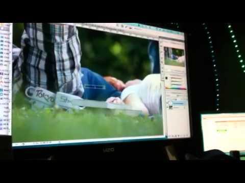 Adobe Photoshop CS3 Watermark Tutorial