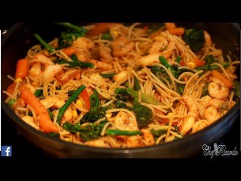 Jerk King Prawns Jamaican Food | Recipes By Chef Ricardo