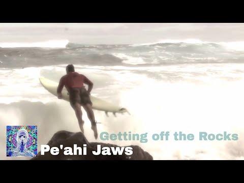 Pe'ahi, Jaws Maui - Trouble off the Rocks 2016