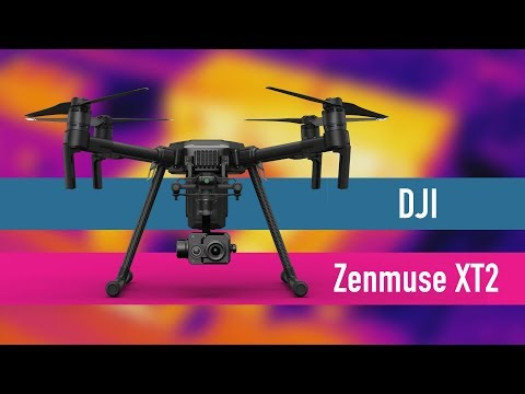 DJI Zenmuse XT2: The drone camera that saves lives