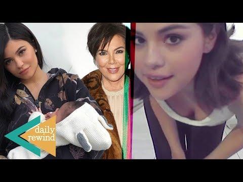 Kris Jenner Reveals Kylie Jenner's REAL Baby Daddy, Selena Gomez Gets REVENGE On  Justin Bieber | DR