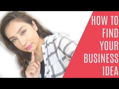How to get business ideas - This really works!
