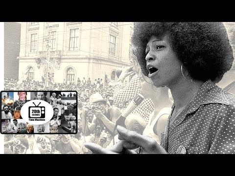 Angela Davis Speech and Interview on Civil Rights in Florida (1979)