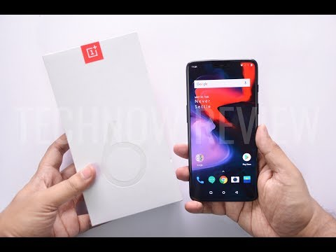 OnePlus 6 Unboxing: Is This The Ultimate Performance Beast??
