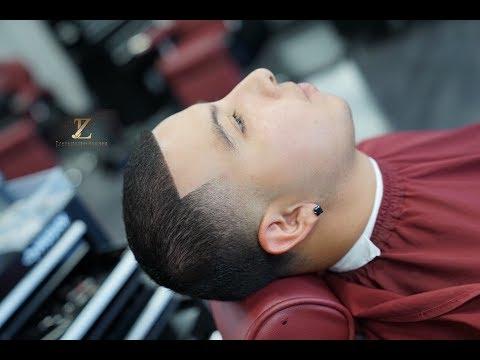 Transformation haircut | Bald taper | How to cut
