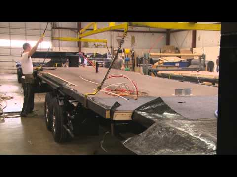 Forestriver RV Sierra & Sandpiper Construction Video. Jeff Couch's RV Nation