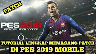 PES 2019 Mobile patch UCL version 3 1 1 | Champions league