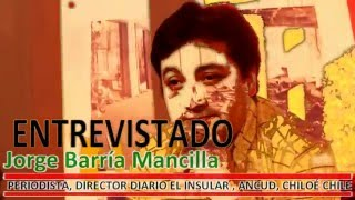 Jorge Barría Mancilla, a lo profundo del Alma chilota / GirAustral 2016