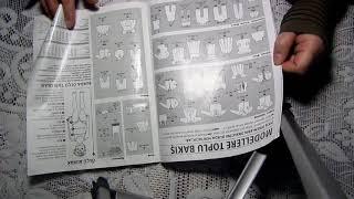 مجلة بردة للاطفال ونداء الى فن الخياطة مع هدى رابط قناتها في الوصف وهدى سوت الفستان الوصف