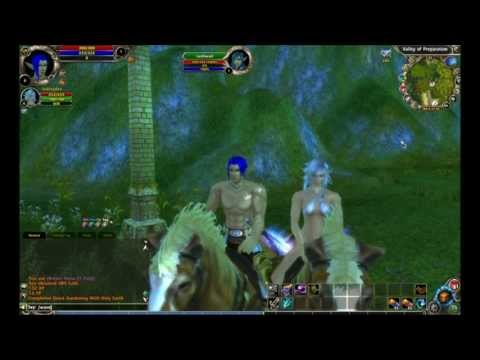 Runes of Magic (51): Elven Island, a New Beginning (Not Really)