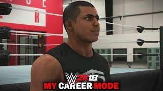 "WWE 2K18 My Career Mode - Ep 1 - ""A NEW BEGINNING!!"" [WWE 2K18 MyCareer Part 1]"