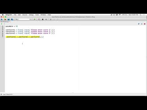 48. if statement, example program 2 - Learn Python