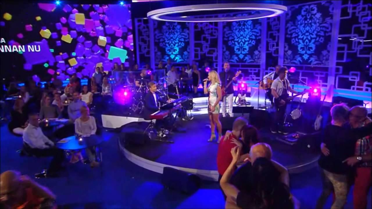Elisa och Lasseman i en duett - BingoLotto 11/5 2014