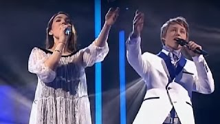 'May It Be'(from The Lord Of The Rings). Veriko&Yuriy. The Voice Russia 2016.