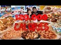 120000 CALORIE CHALLENGE IN 48HRS