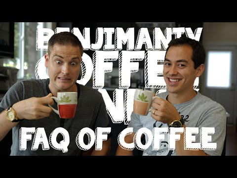 FAQ of Coffee (How to use Coffee) - BenjiManTV