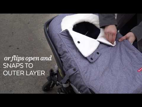 Skip Hop Car Seat Cover