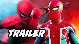 Download Spider-Man Far From Home Trailer Spider-Man UK Breakdown Video