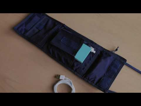 TRAVEL TIPS:How to keep your passport and money safe (Pack n' Go BA188)