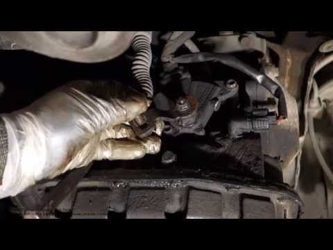 How to adjust automatic gearbox gears Toyota Corolla. Years 1995 to 2010